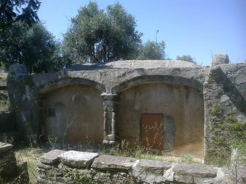 Ruínas  Romanas das Termas Cabeço de Vide