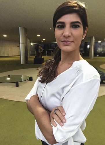 86.ª Andréia Sadi