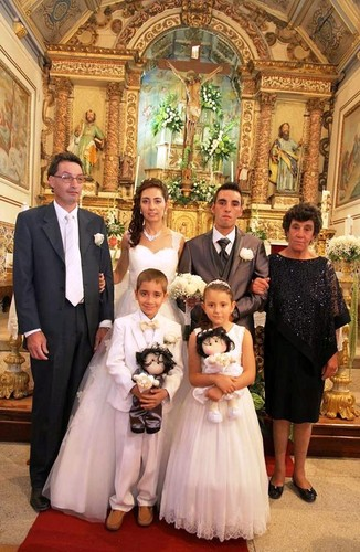 Leonel Filipe Soares Loureiro casou Agost 2017 Lis