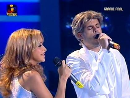 FF Fernando Fernandes-Vanessa Silva-em O Cantodo Nelson de Nelson Camacho