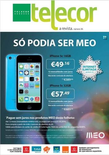 Novo Folheto | EL CORTE INGLÉS | Telecomunicações