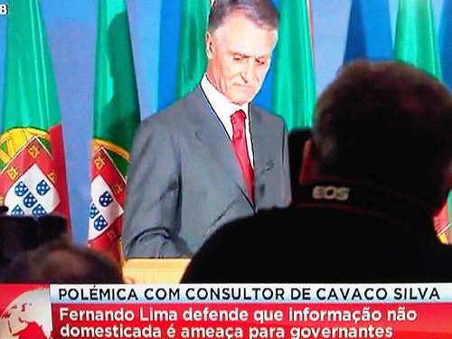cavaco silva e Fernando Lima