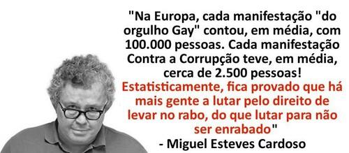 Orgulho gay - MEC