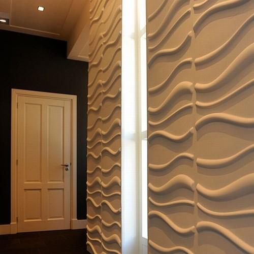 Papel de parede 3d decora o e ideias - Papel para paredes decorativo ...