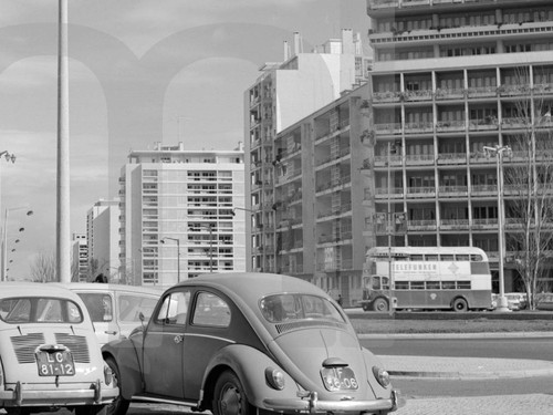 Avenida de Roma e Av. dos E.U.A., Lisboa (A.Pastor, 1960-69.