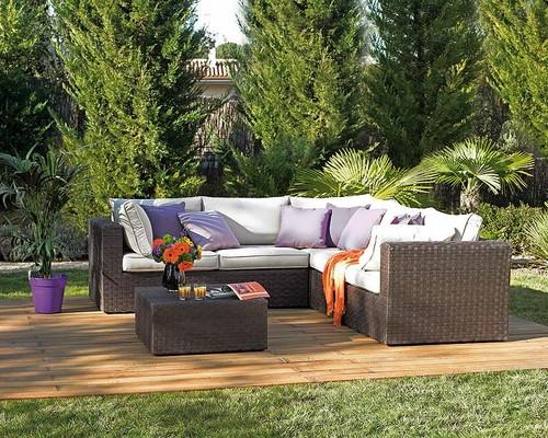mesa jardim carrefour : mesa jardim carrefour:Uma sala ao sol – Decoração e Ideias
