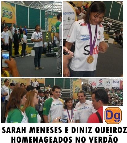 SARAH MENESES
