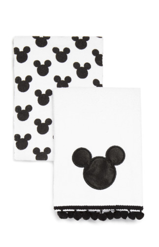 Kimball-6599402-2Pk Novelty Mickey Mouse Tea Towel
