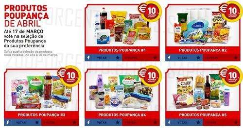 10% de desconto | INTERMARCHÉ | escolha os produtos