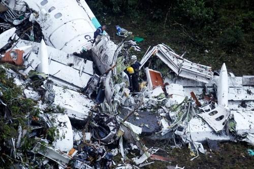 A queda do avião da Chapecoense Nov2016.jpg