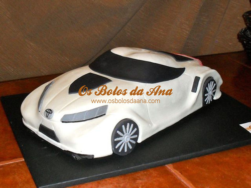 Bolo Toyota Concept Car FT-HS
