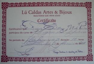 Certificado Tereza MR pequeno