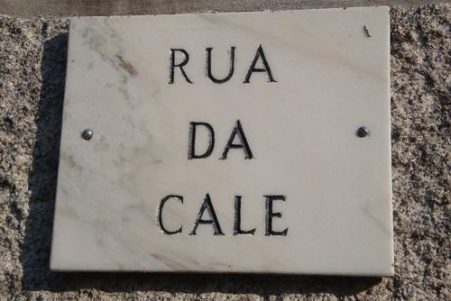 Rua da Cale, Igarei