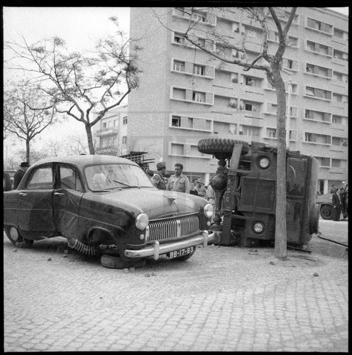 Desastre na Av. do Brasil, Lisboa (A.N.T.T., s.d.)