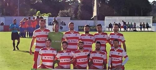 Seniores SC S João de Ver 3 Carregosense 0