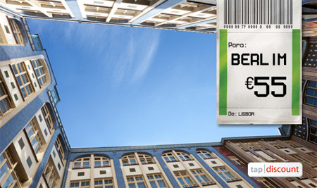 voos baratos para Berlim na TAP