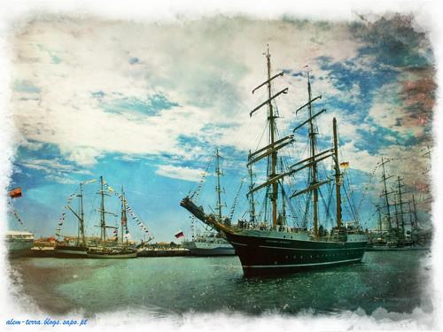 Alexander von Humbolt II - Bremerhaven - Alemanha @ Sea Festival - Ilhavo PT