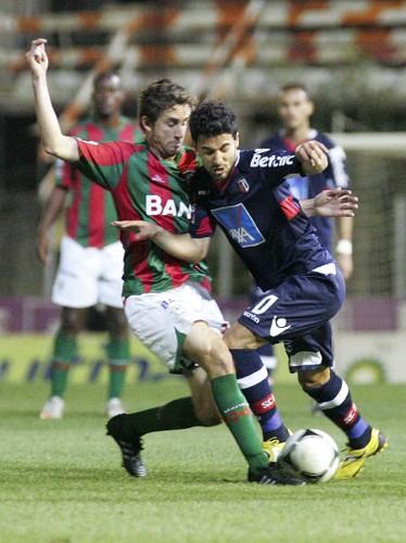 17ªJ: Marítimo-Braga 11/12