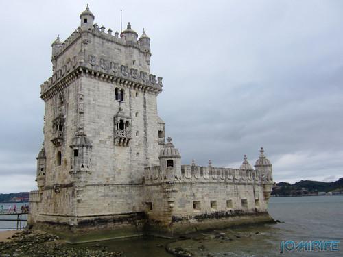Lisboa - Torre de Belém (2) [en] Lisbon - Belem Tower