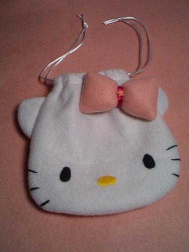 Malinha Hello kitty