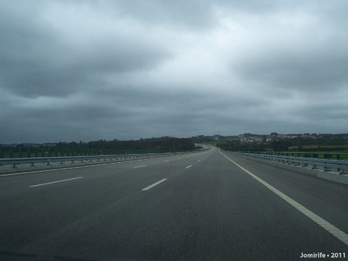 A17 Figueira Da Foz-Leiria está um deserto