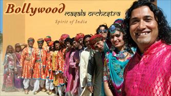 De Bollywood para o Festim, o exotismo e espectacularidade da música indiana!
