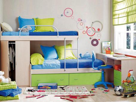 8 quartos juvenis com rea de estudo decora o e ideias - Ikea mobiliario infantil ...