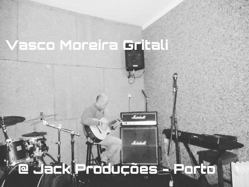 Vasco Moreira Gritali @Jack Produções - Porto -