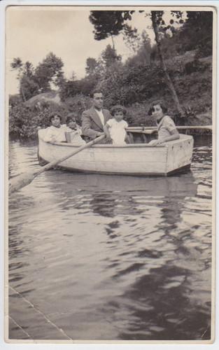 Barco no Rio Sousa