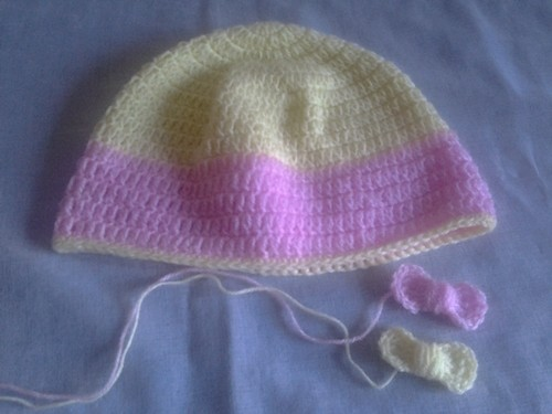 698de8e115cc8 A gorgeous hat for baby I will show finalized soon.