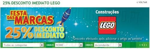 Novo Folheto | JUMBO | Lego 25% desconto Imediato, de 24 a 27 Outubro