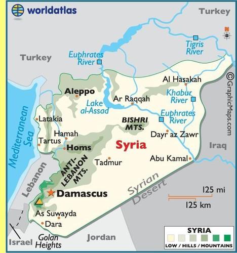 Mapa Síria3