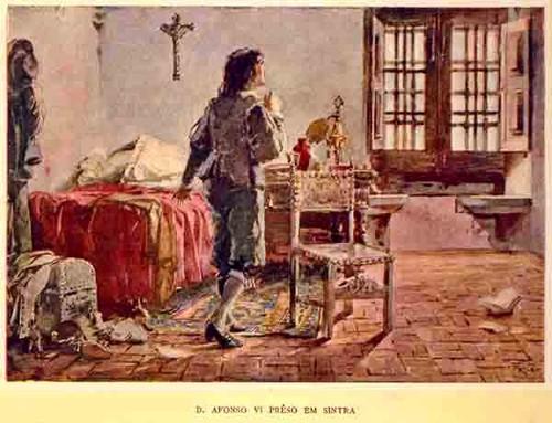 D Afonso VI preso em Sintra.jpg