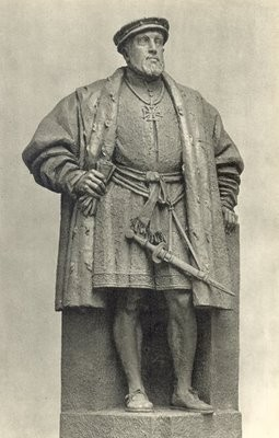 D. João III (escultor Francisco Franco, in Nonas)
