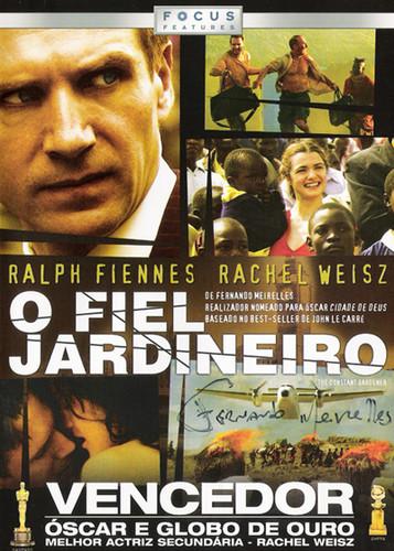 O FIEL JARDINEIRO | THE CONSTANT GARDENER 1