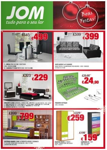 Novo Folheto Natal | JOM |