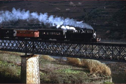 Viaducto do Corgo, Peso da Régua (R.M.Sousa, 1978)