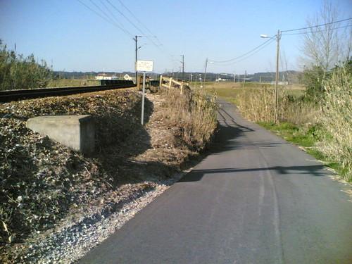 Caminho para a Estação de B. Lares