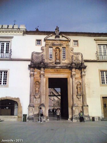 Universidade de Coimbra - Porta Férrea
