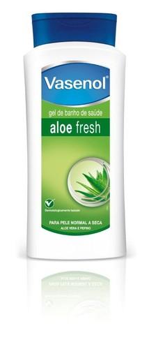 Gel de Banho Vasenol Aloe Fresh500ml