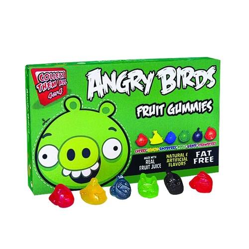 Gomas Angry Birds