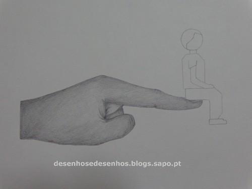 desenho mão - hand