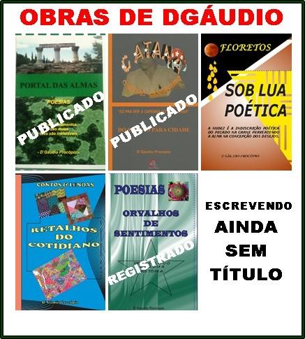 OBRAS LITERARIAS DE DGAUDIO