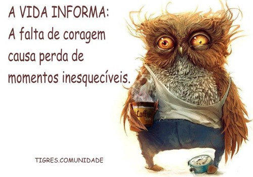 A vida informa