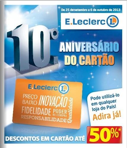 Folheto Nacional E.Leclerc