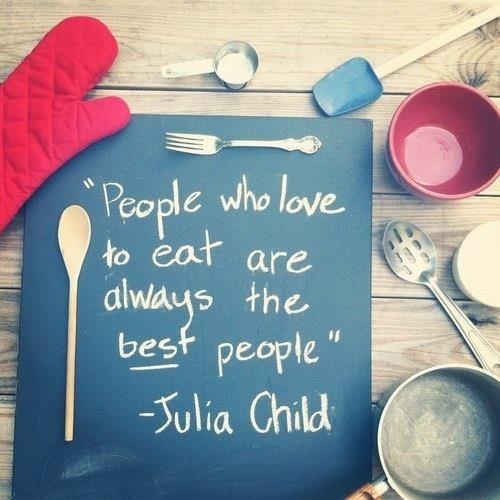 Quem gosta de comer