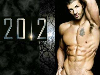 capa calendário para 2012