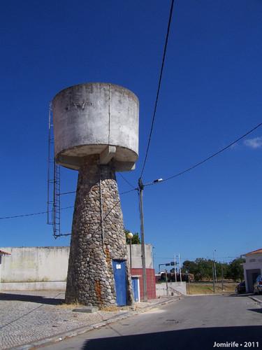 Antiga torre água, Casal do Rato, Figueira Da Foz