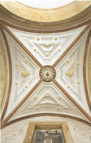Colégio de S. Agostinho claustro ornamentação 2