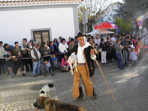 o pastor o borrego e o rafeiro